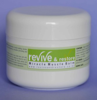 Revive & Restore Miracle Muscle Balm - 100g