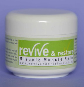 Revive & Restore Miracle Muscle Balm - 50g