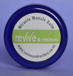 Revive & Restore Miracle Muscle Balm 15g